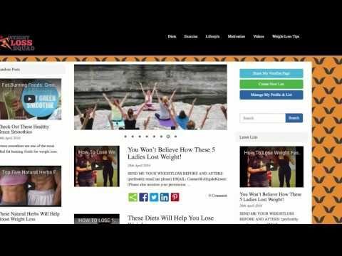 Viral Loop 2 0 Wordpress Theme Review - List Creator Features ...