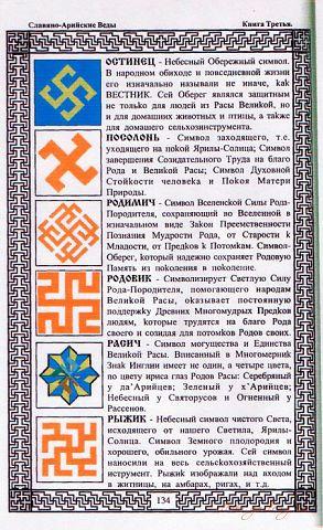 Говоря о славянских символах, стоит начать