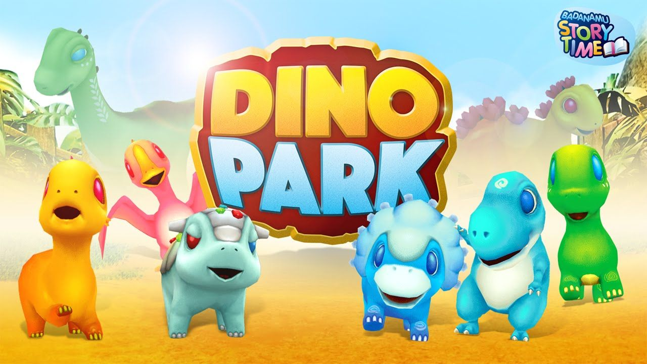 Dino park game trailer app available ios httpsitunes