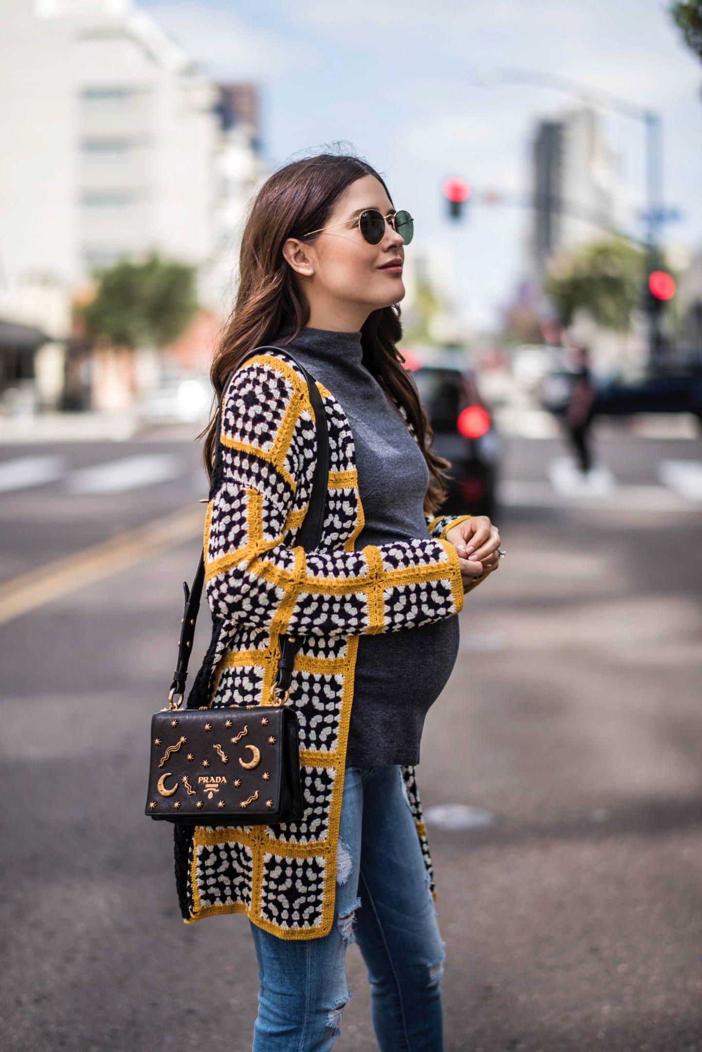 Zwangerschapskleding Zomerjas.Rocking The Maternity Jeans Aa Extra Modellen Crochet