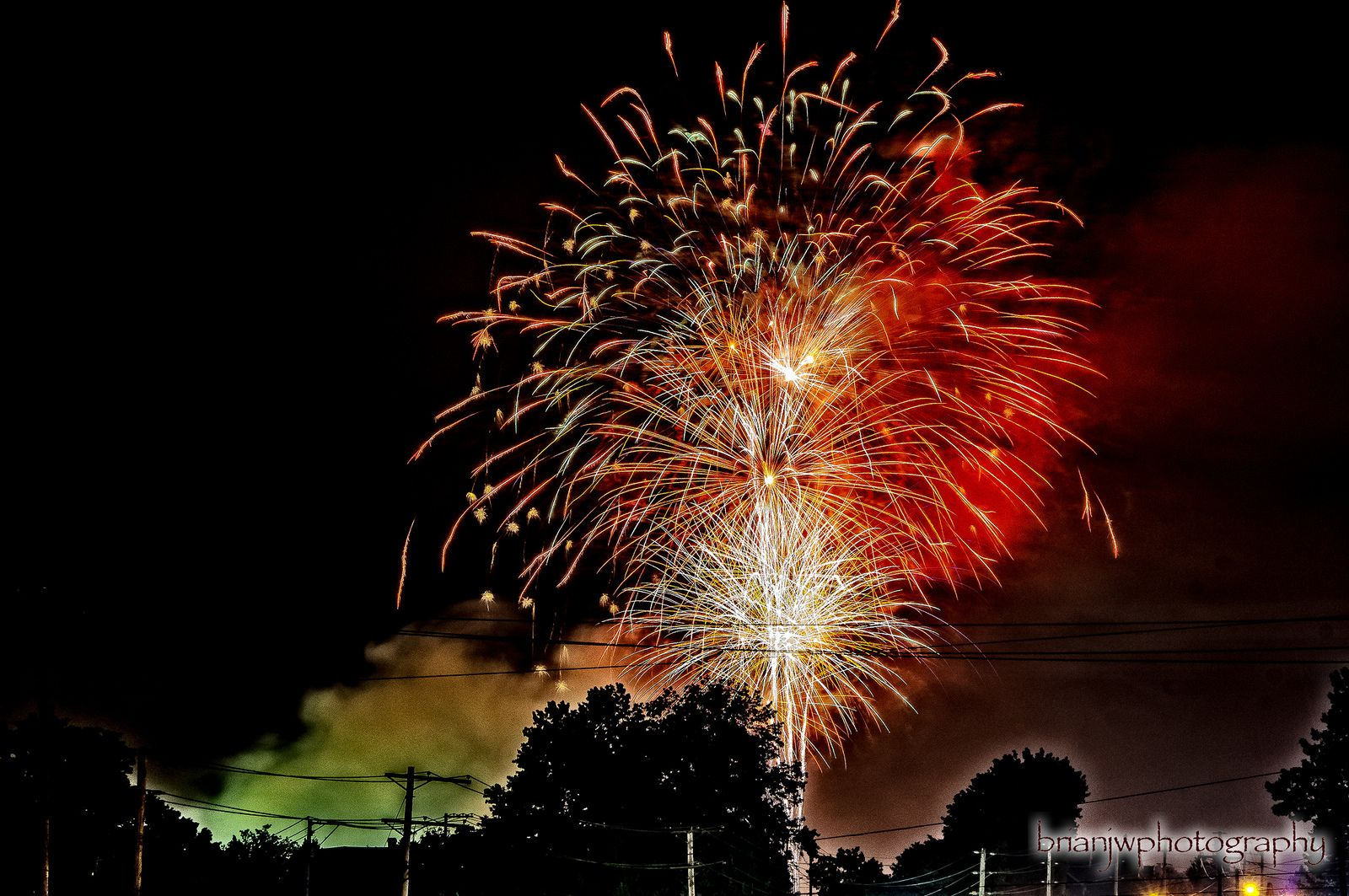 Governor Mifflin Fireworks 2015 | by brianjwphotography