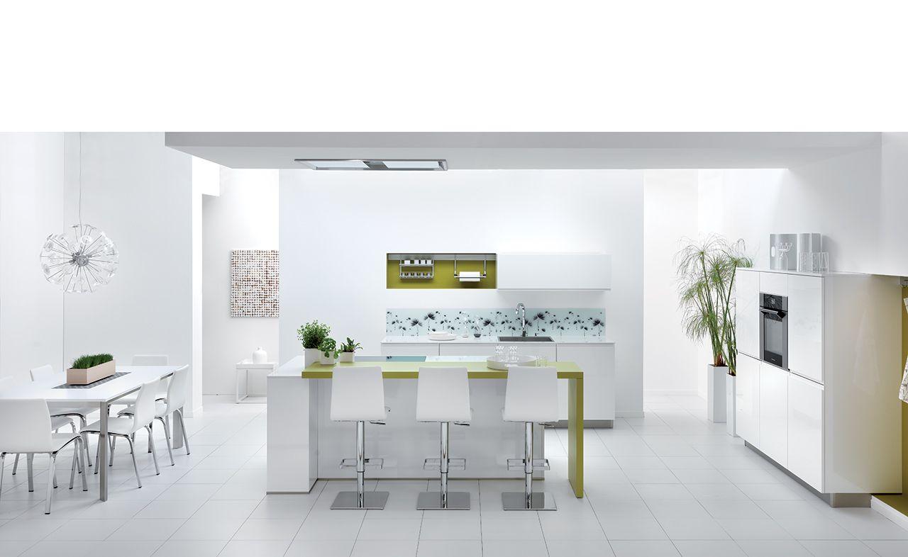 cuisine design laque brillant fresh am nagement de. Black Bedroom Furniture Sets. Home Design Ideas