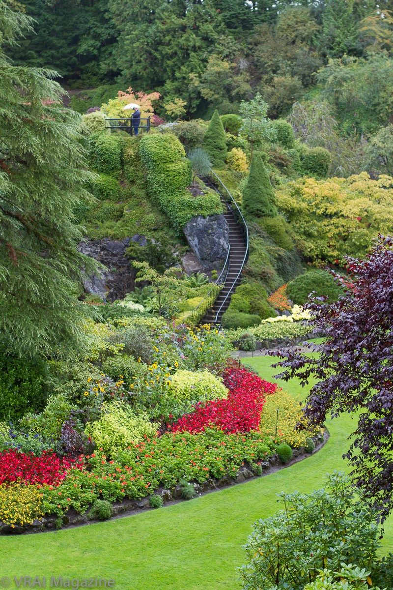 Butchart Gardens, Victoria, British Columbia, Canada ...