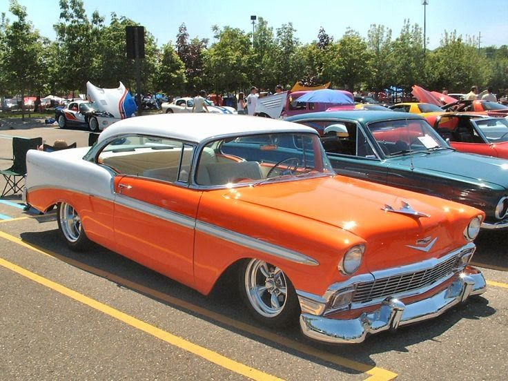 1956 Chevy | Hot Muscle Cars