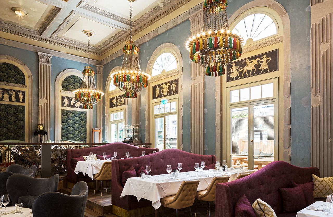Central Plaza Hotel Zürich - Hier zum besten Preis   Restaurants ...