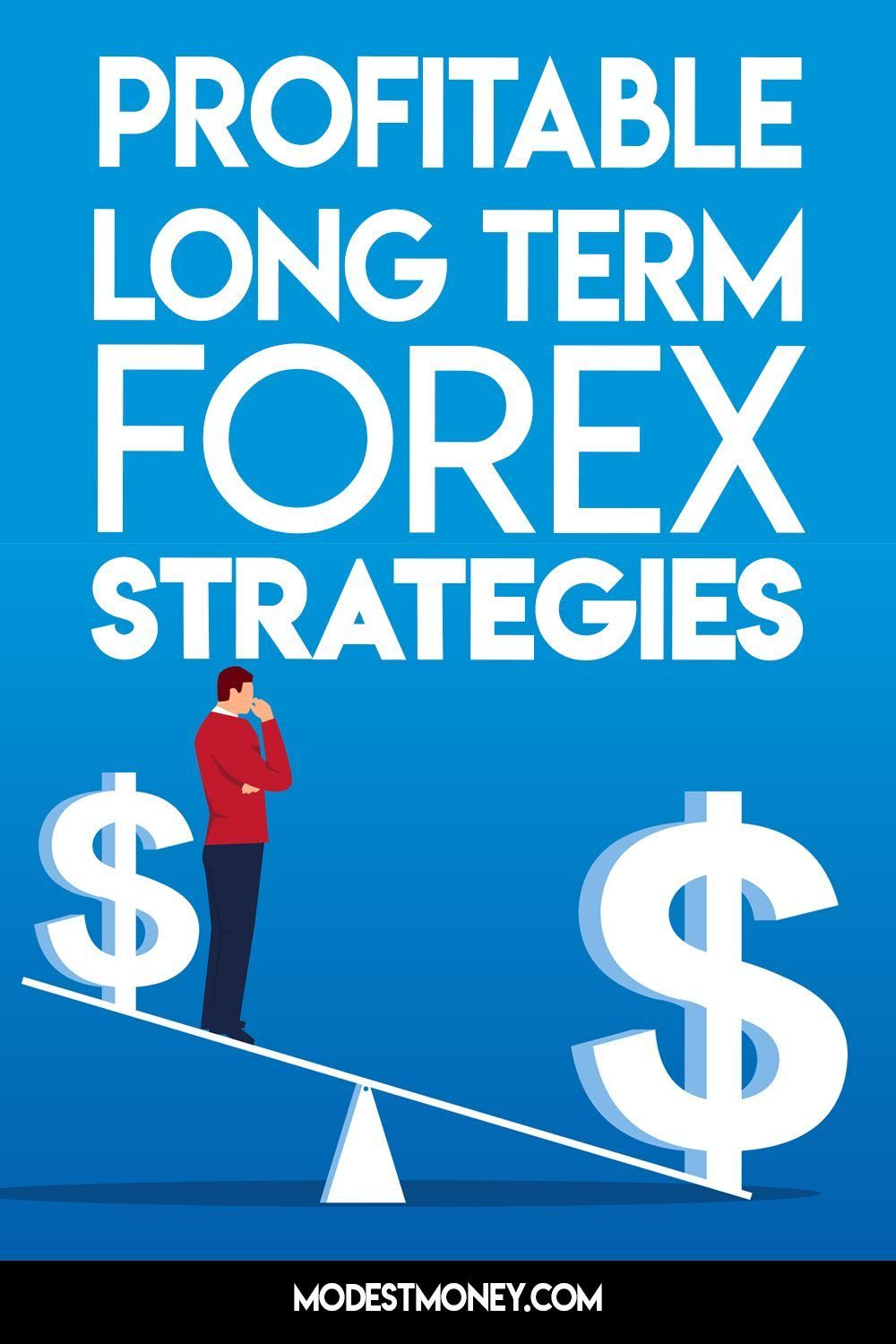 The Most Profitable Long Term Forex Strategies To Help You Make