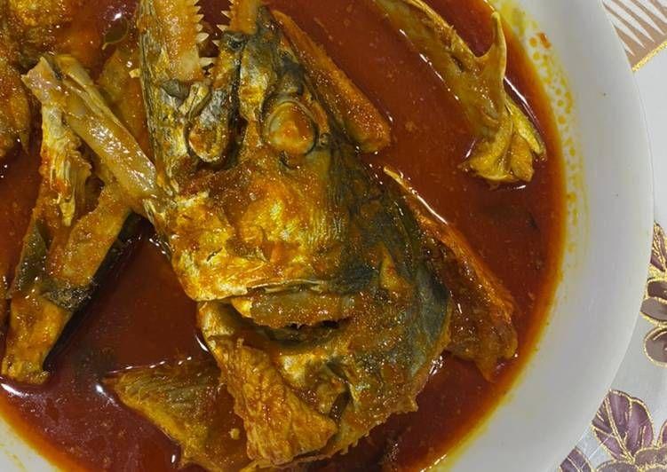 resepi asam pedas telur ikan mayong chiara   writer Resepi Sizzling Yee Mee Ayam Enak dan Mudah