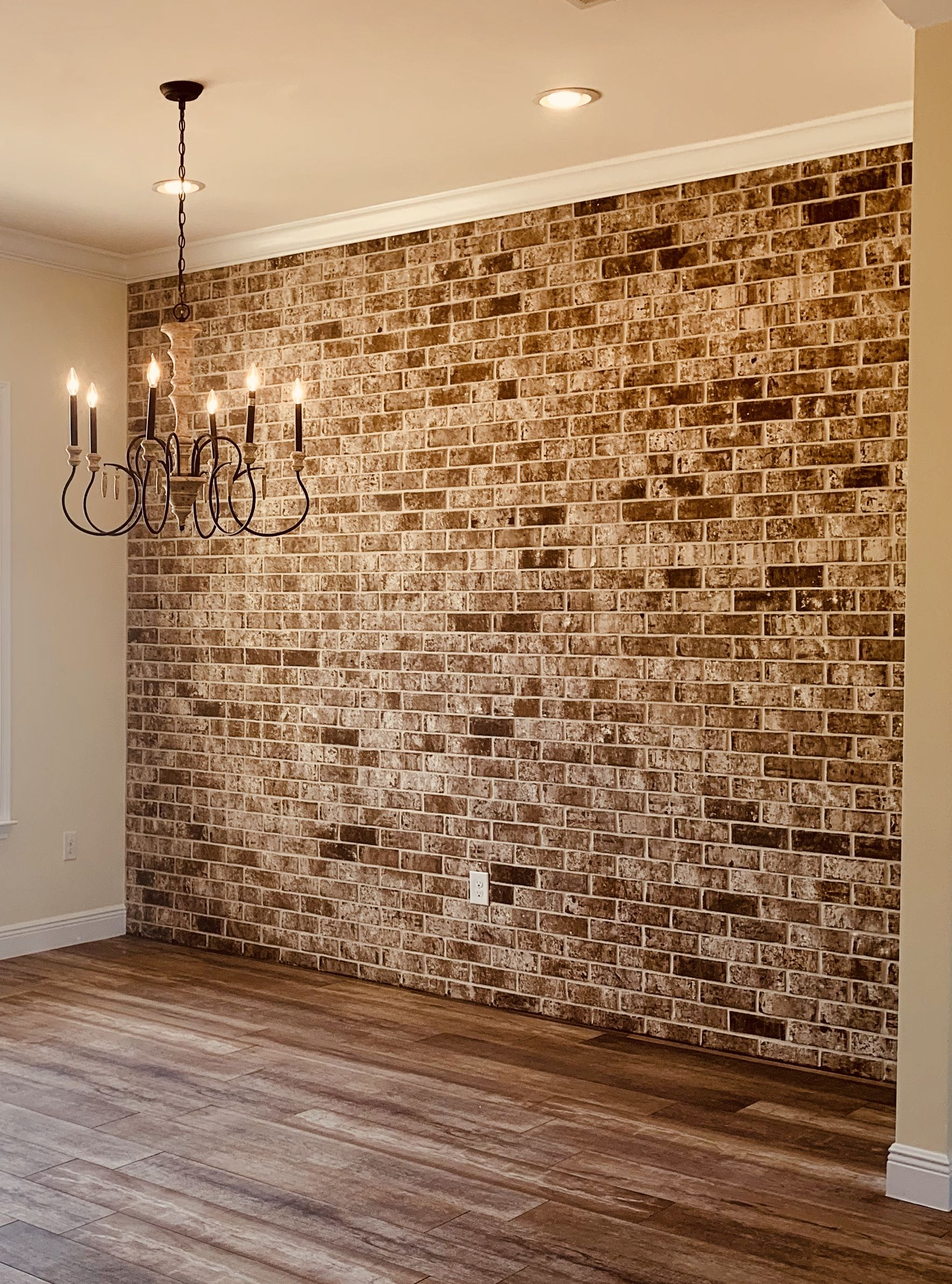 Brick Accent Wall Dining Room Brick Accent Walls Dining Room Accent Wall Accent Wall
