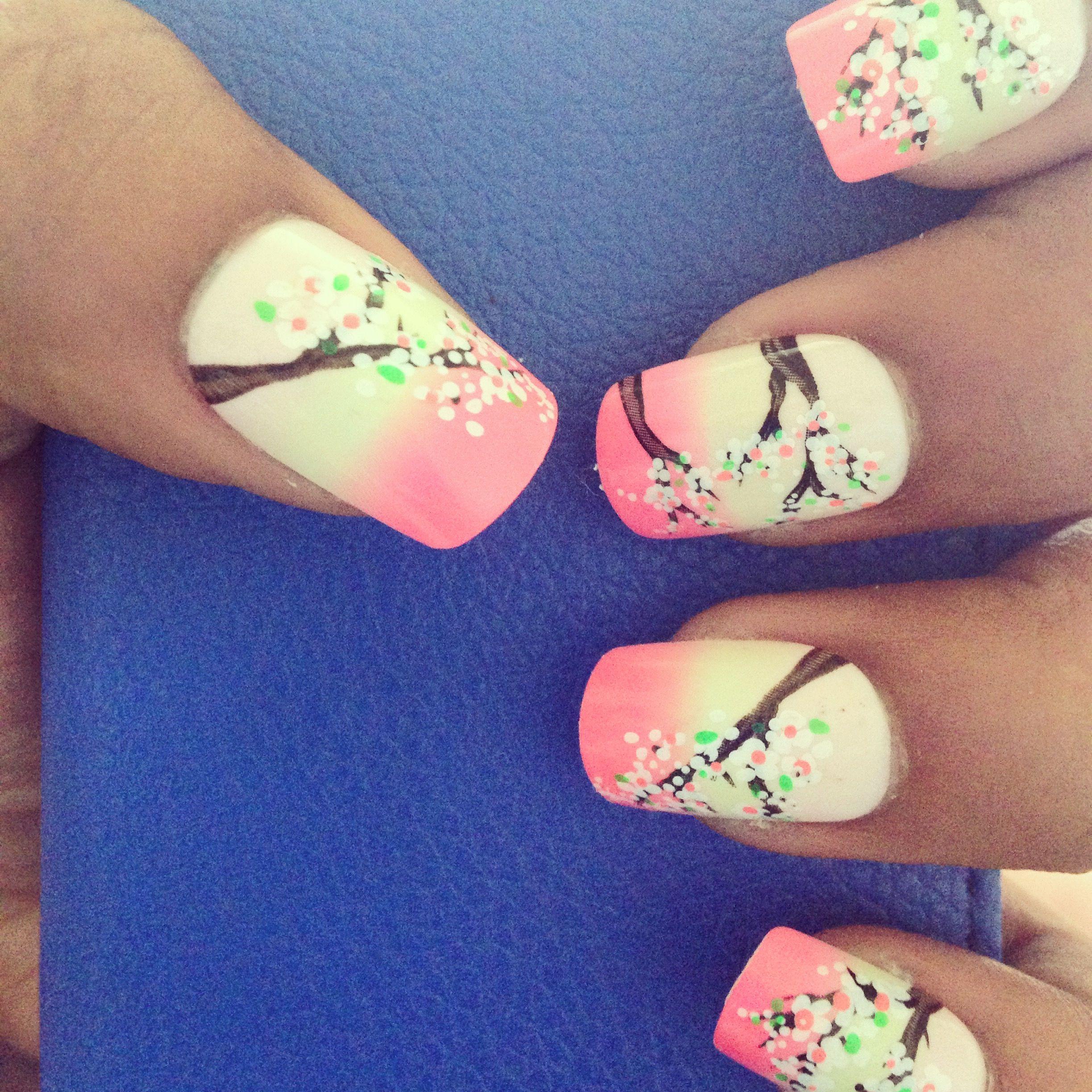 my nail  angellillian1