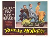 Roman Holiday, one of my faves!
