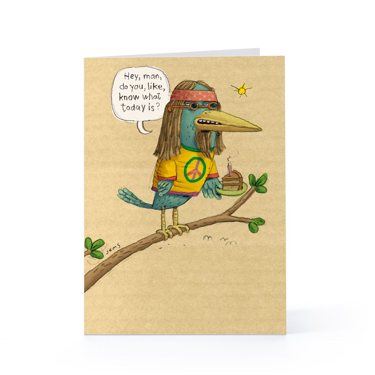 hippie birthday card Google Search Cards Pinterest