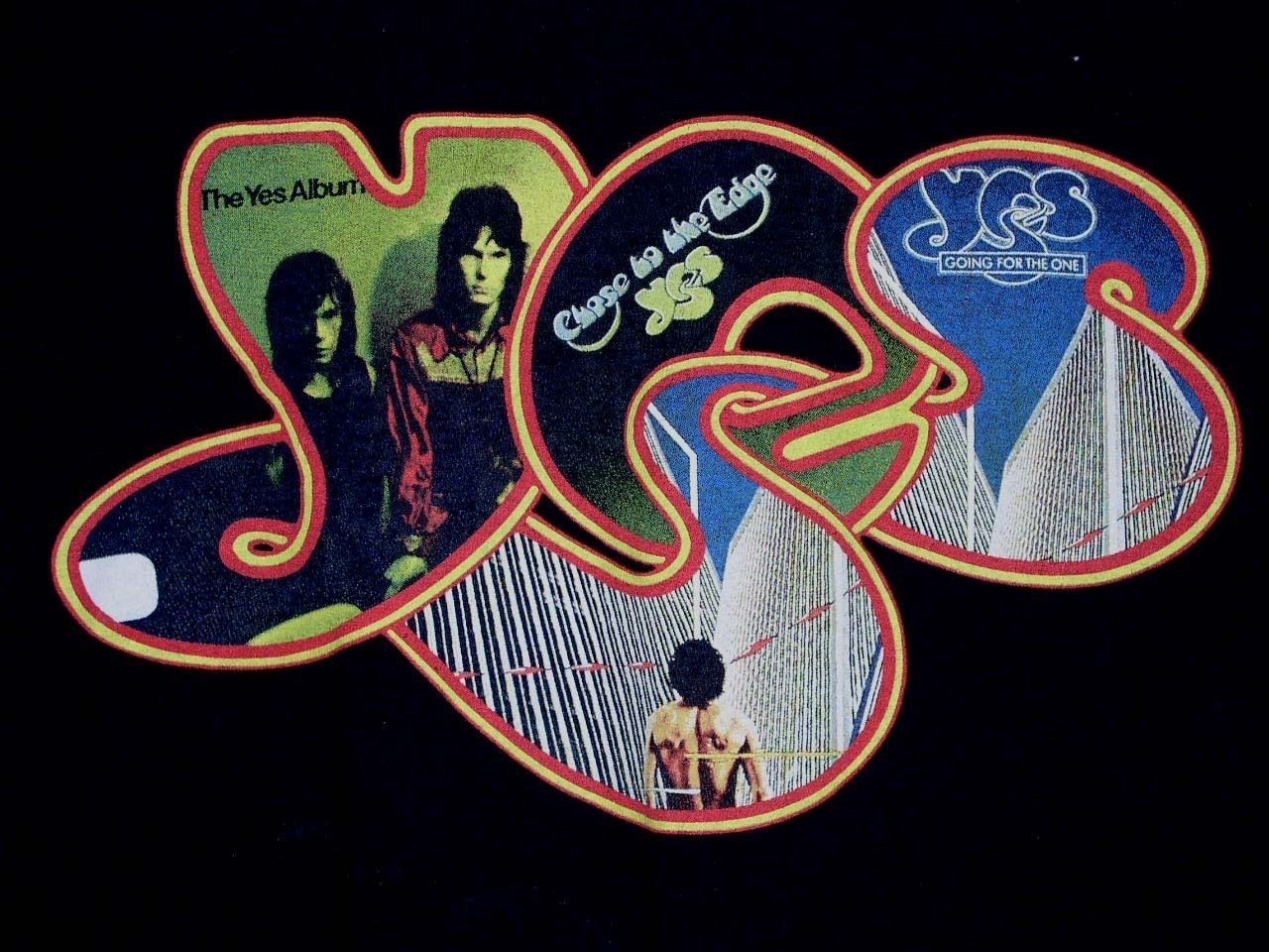 YES band t shirt - Google Search | YES | Pinterest