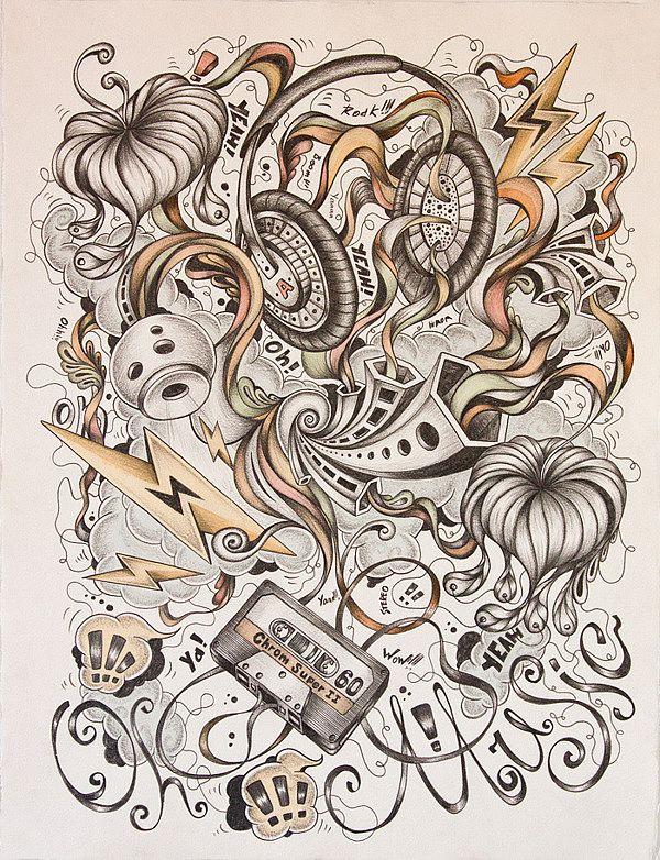 002 Drawing Y2012 Alexander Tyapochkin Drawing In Y2012 By Alexander Tyapochkin Art Drawings Illustration Art