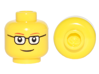 *NEW* Lego Sunglasses Smile Faces Yellow Heads Minifigures Figs 2 pieces