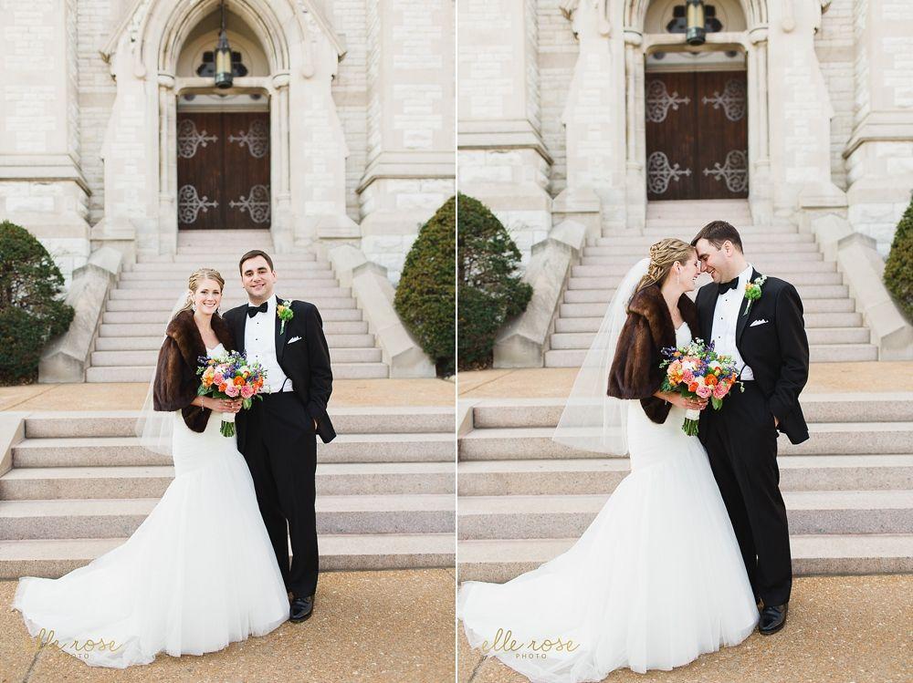 Elegant wedding inspiration #stlouiswedding #ellerosephoto #stfrancisxavier