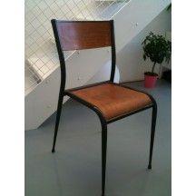 Chaises Tabourets D Occasion Vintage Design Scandinave Industriel Ancien Chaise Chaise Metal Meuble Haut De Gamme