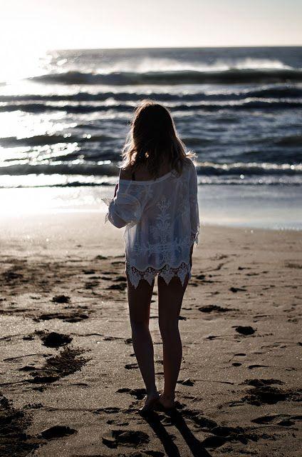 CÓMO POSAR EN BIKINI: FOTOS EN LA PLAYA | Fotos | Beach ...