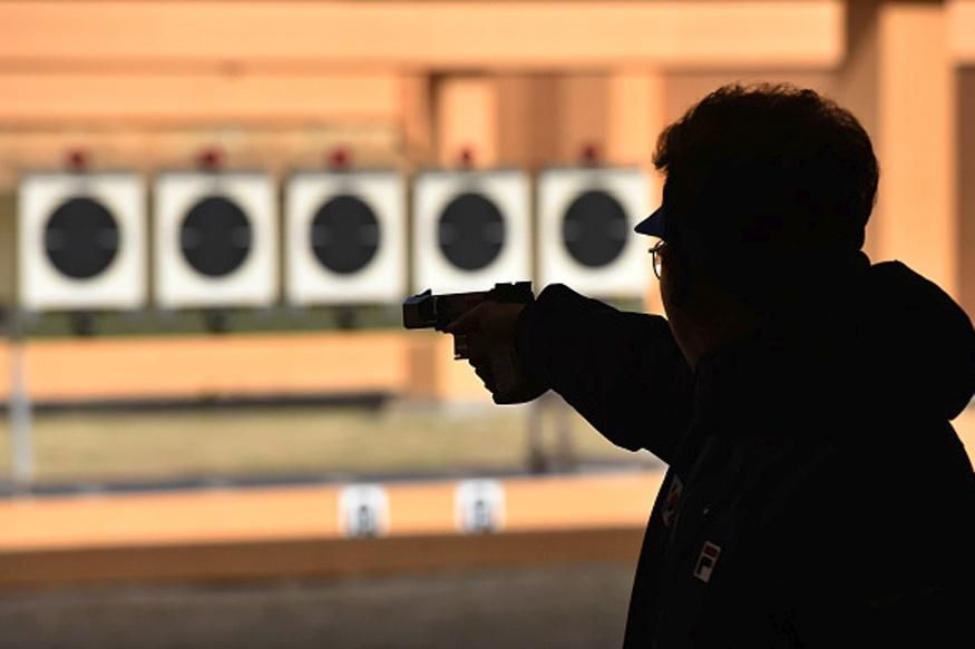 Champion of Champions Indian shooter #Manavaditya Rathore won the trap bronze medal in the 'Champion of Champions' match at the #ISSF (The International Shooting Sport Federation) ..  http://www.edubilla.com/news/sports/champion-of-champions/