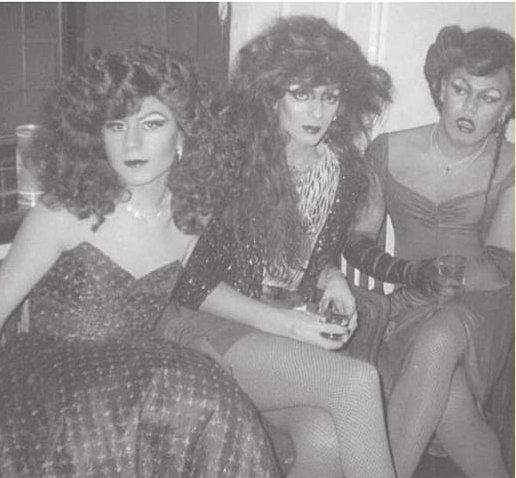 Rupert recommend best of tranny porn 1970s vintage