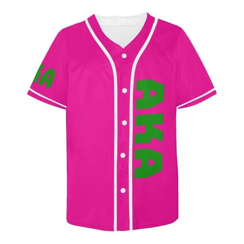 Alpha Kappa Alpha The Aka Baseball Jersey In 2020 Alpha Kappa Alpha Sorority Shirts Kappa