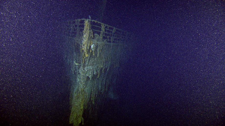 The Titanic Wreck Rms Titantic Titanic Titanic Wreck Rms Titanic