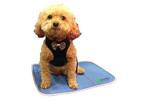 The Green Pet Shop Self Cooling Pet Pad Small The Green Pet Shop