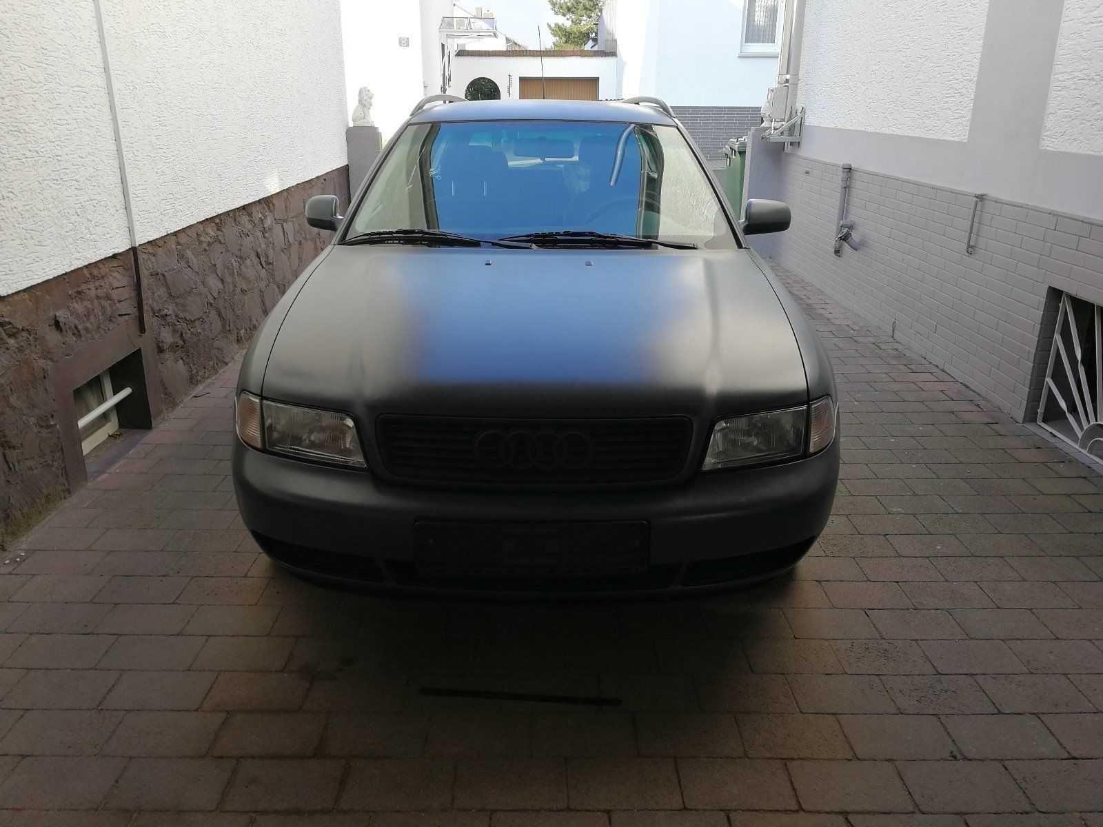 Hadeco GlasDesign Audi a4, Audi a4 b5, Audi