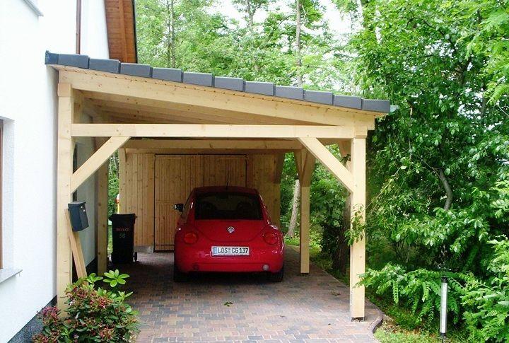 Pultdach Carport Schuppen Ideen Carport Carport Holz