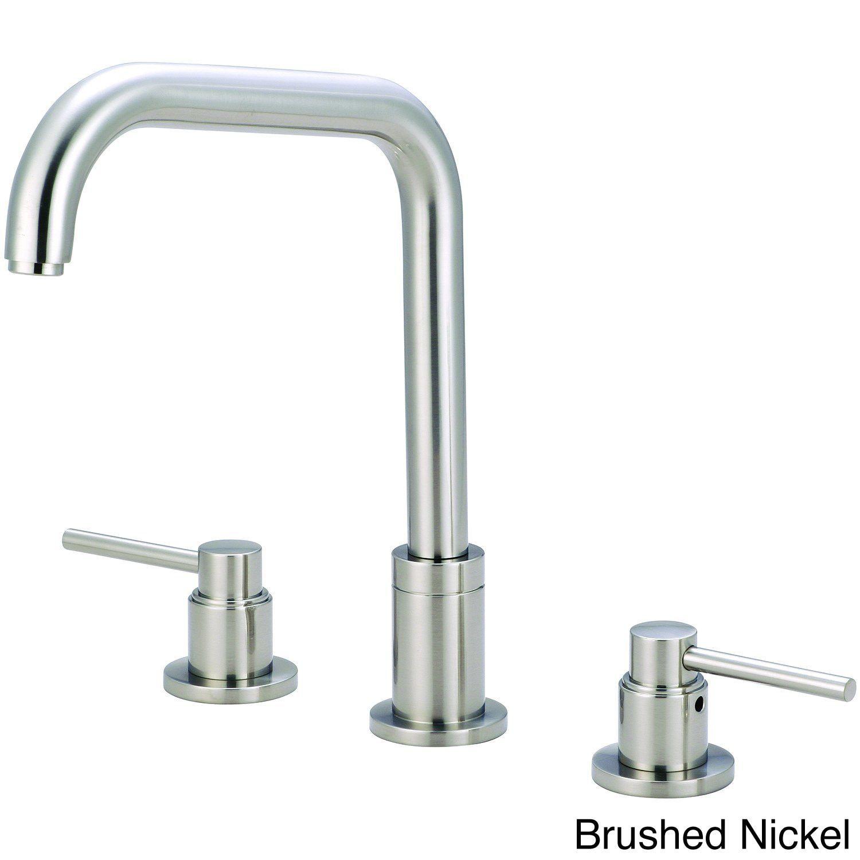 pioneer motegi series 2mt210 2 handle kitchen widespread faucet pvd rh pinterest co uk