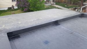 Best Epdm Roof Replacement Edmonton Residential Roof Flat 400 x 300