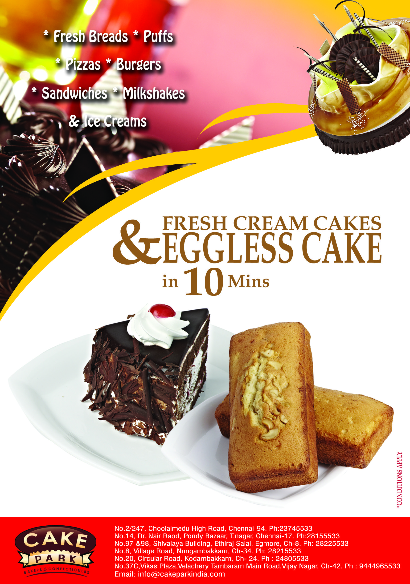 Looking for a eggless cake recipe here is the perfect
