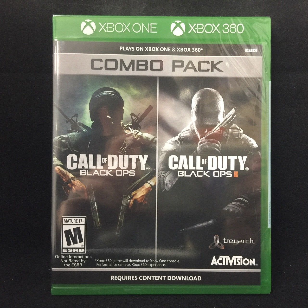 Call Of Duty Black Ops 1 Amp 2 Play On Xbox One Xbox 360