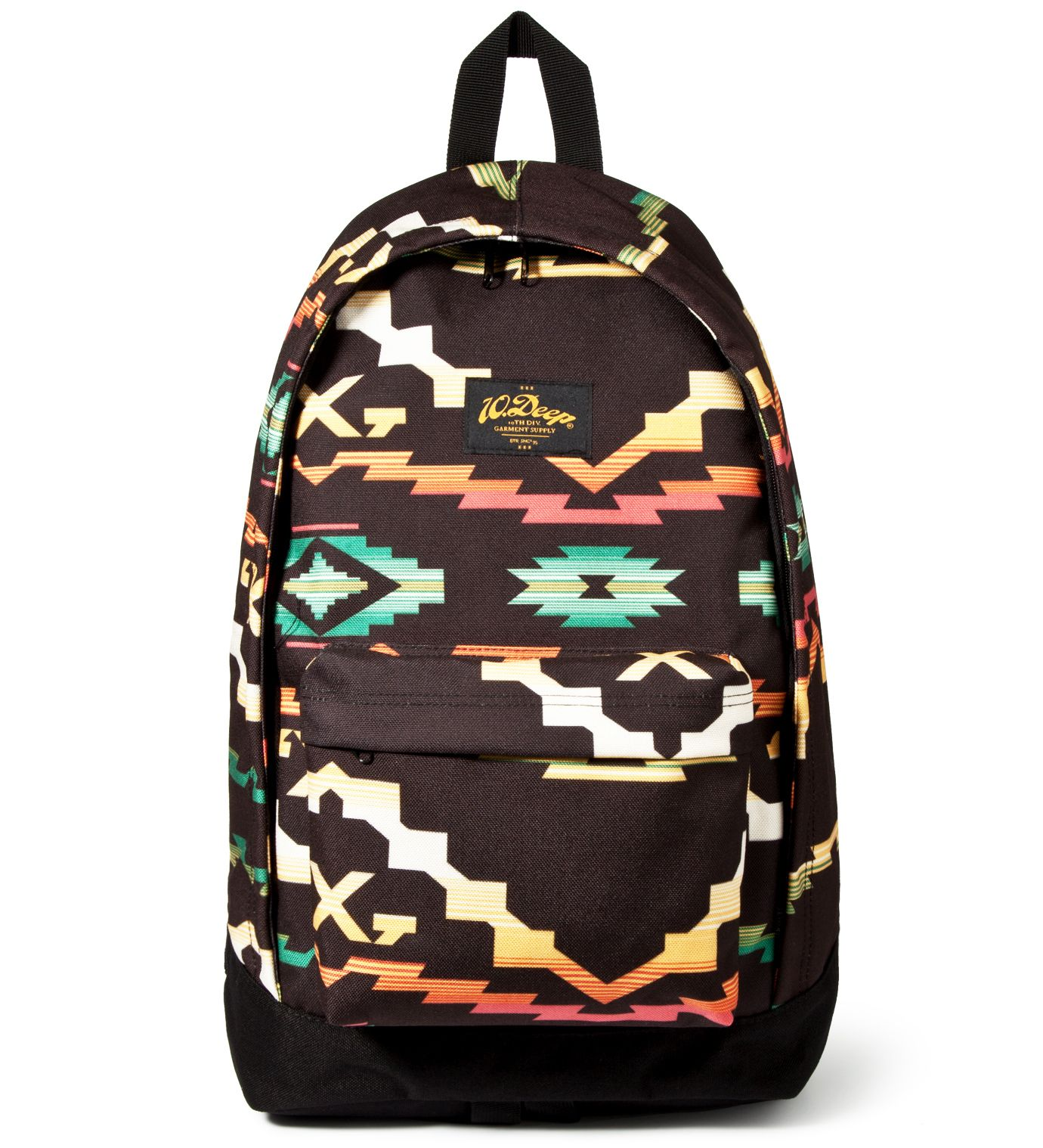 10.Deep Black Native Division Scout Pack Hypebeast Store