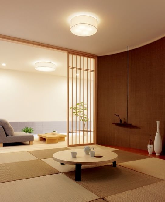 Modern Japanese Home Interior: Pin By Quiet Woods On Meditation Room