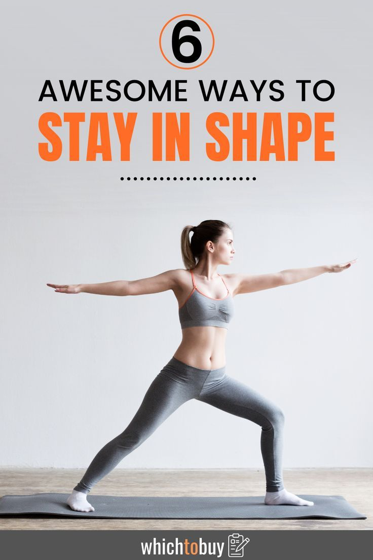 How to Exercise Every Day at Home: 6 AWESOME Ways to Stay in Shape | WhichToBuy