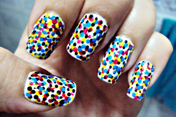 Crazy Nail Art You Can Do Yourself Nailed It Pinterest Simple