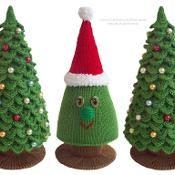 009 Christmas tree Knitting and Crochet - via @Craftsy
