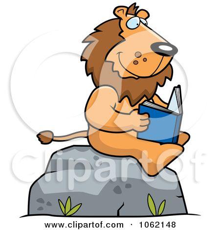 Animals Reading Books Royalty Free Rf Animals Reading Clipart Illustrations Vector Reading Clipart Childrens Illustrations Clip Art