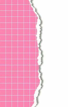Papel Rosa Cuadricula Rasgado Con Blanco Texturas Para Portadas Fondos Para Diapositivas Plantillas De Fondo De Powerpoint