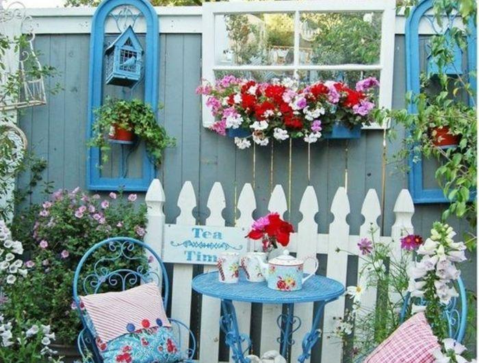 ▷ 1001 + Idées pour décorer son jardin + des accessoires jardin à
