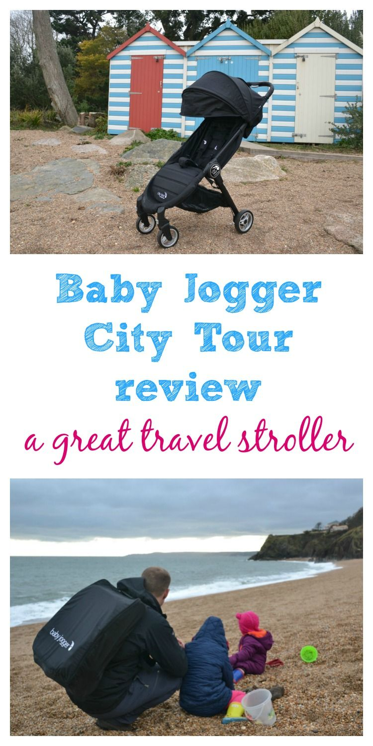 The best travel stroller Baby Jogger City Tour review