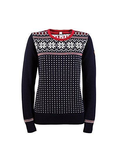 2154aff2deab Dale of Norway Womens Garmisch Feminine Sweater NavyOff White Large      More info could be found at the image url.(This is an Amazon affiliate link)