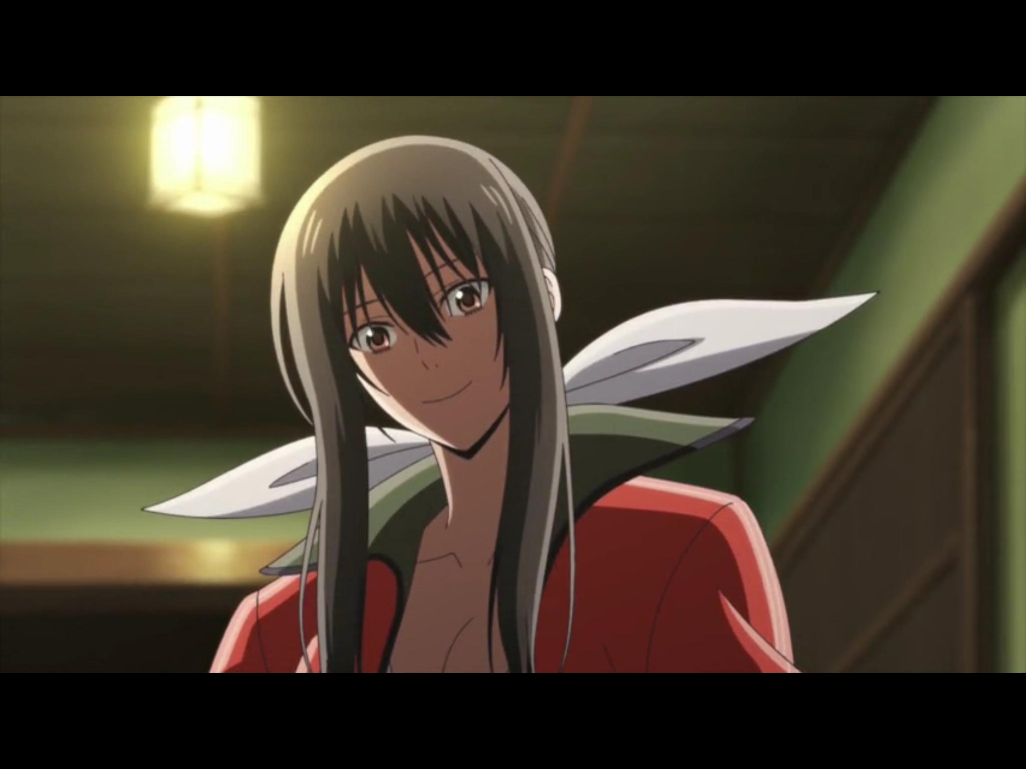 Uchiha Shindo From Episode 9 Of Hanebado