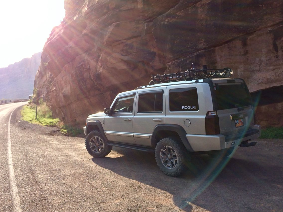 Rubicon Wheels Jeep Commander Jeep Commander Lifted Jeep Camping