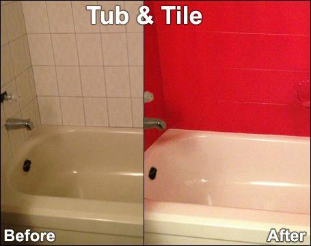 Bathroom Tiles Vancouver Bc heritage tub and tile resurfacing - bathtub refinishing vancouver