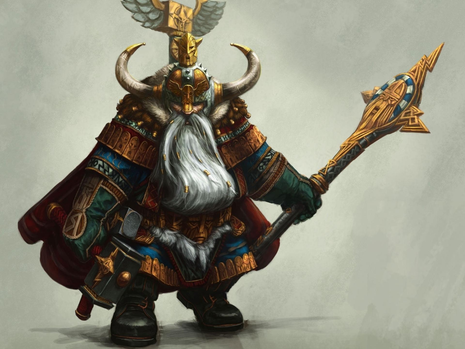 Dwarf Wallpapers Hd Fantasy Dwarf Art Arcane Trickster