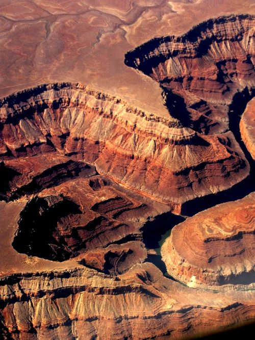 Grand Canyon From Above #grandcanyon
