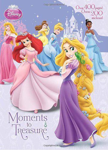 Moments To Treasure Disney Princess Super Jumbo Coloring Book