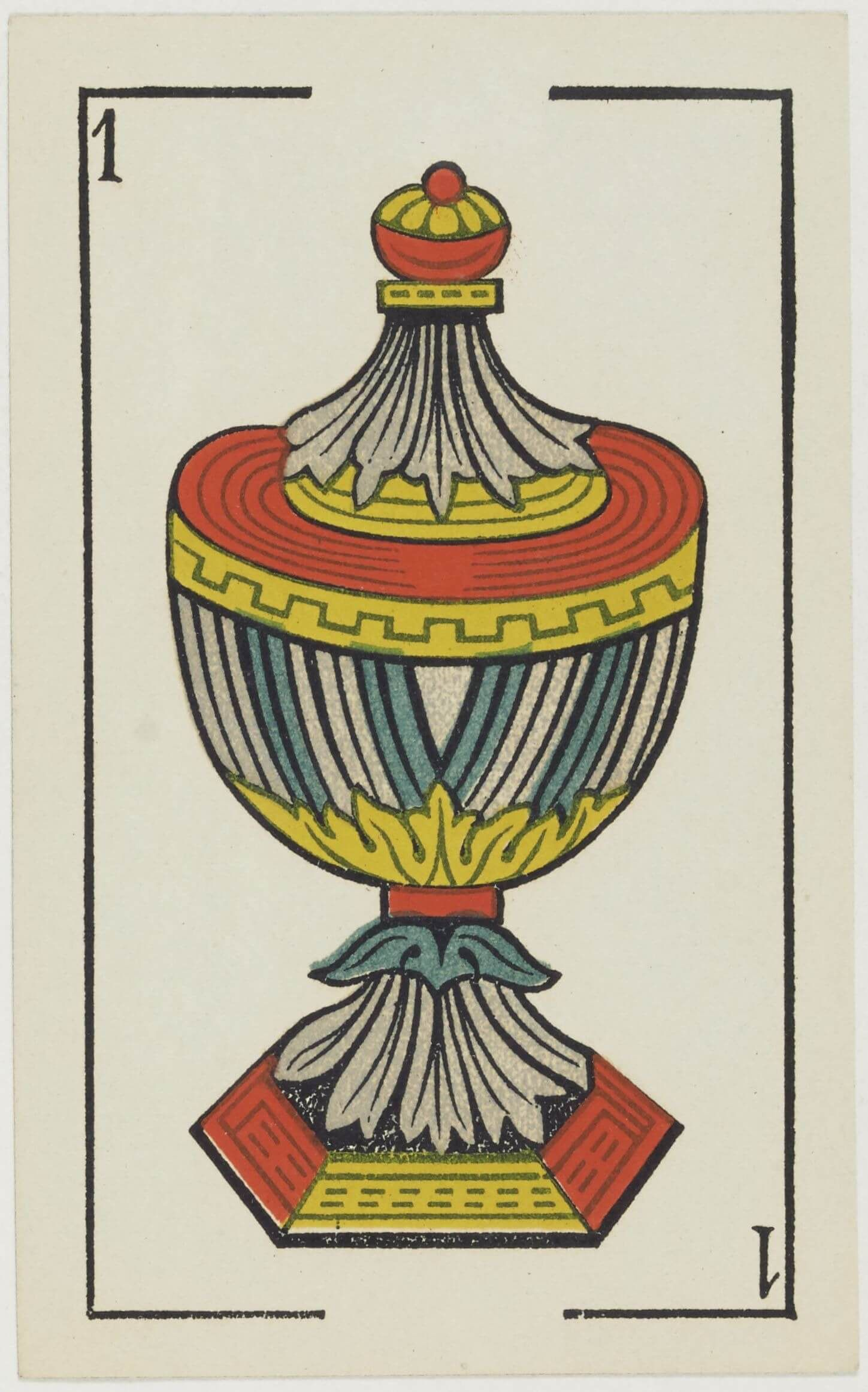 The Secret To Reading The Tarot: The Cups Of The Minor