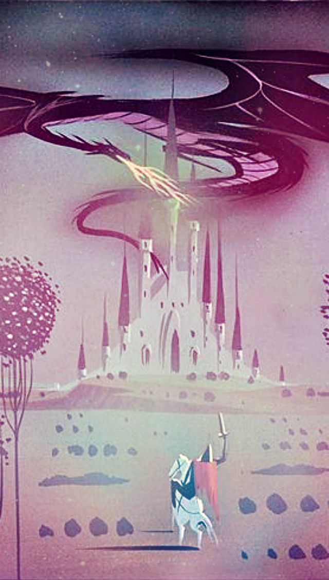 Sleeping Beauty Concept Art Iphone Wallpapers Never Too Old For Disney